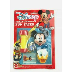 Disney Vintage Mickey Mouse and Donald Duck Fun